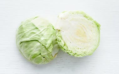 Organic Small Green Cabbage
