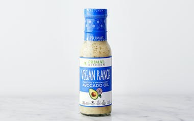 Vegan Ranch Dressing with Avocado Oil