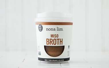 Miso Ramen Broth Cup