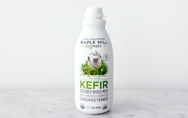 Organic Grass-Fed Plain Kefir
