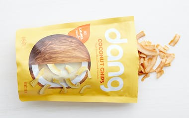 Caramel & Sea Salt Coconut Chips