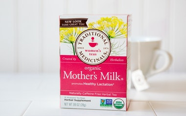 Organic Mother's Milk Tea Bags