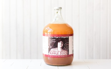 Midseason Heirloom Apple Juice