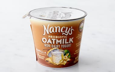Vanilla Oatmilk Yogurt