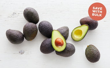 10 Hass Avocados