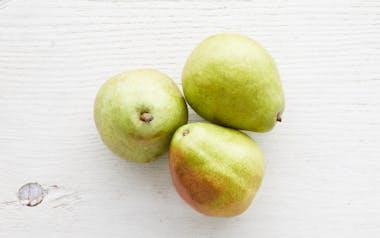 Organic D'Anjou Pear Trio