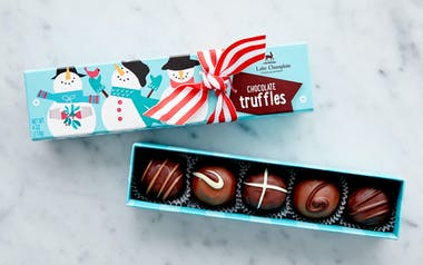 Holiday Truffle Box
