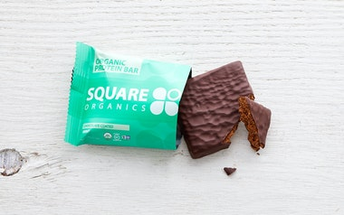 Chocolate Coated Mint Bar