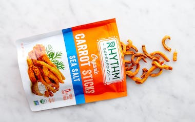 Organic Sea Salt Carrot Sticks