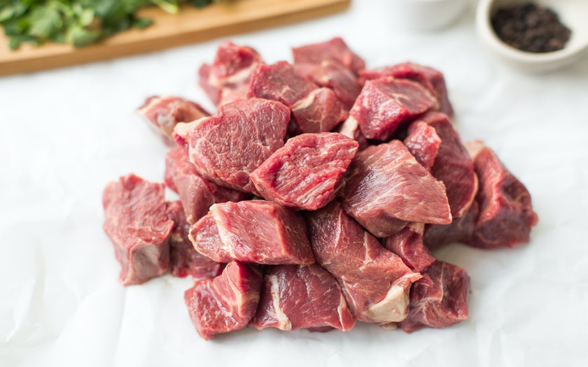 Beef Stew Meat (Frozen)