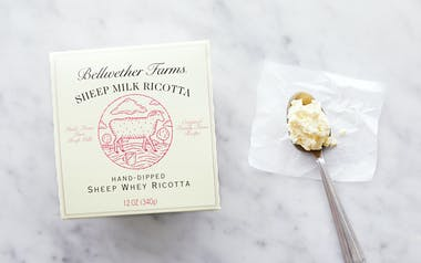 Sheep's Milk Ricotta