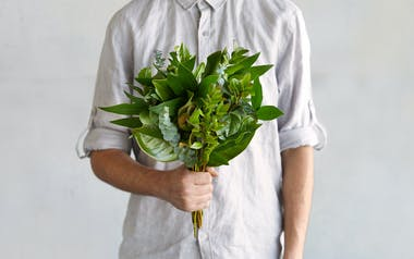 Small Greens Bouquet