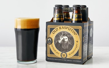 Old Rasputin Imperial Stout