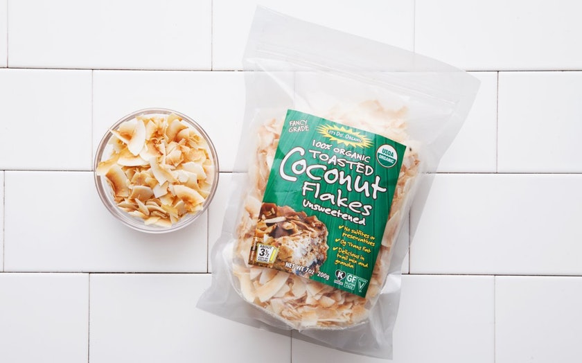 Organic Toasted Coconut Flakes