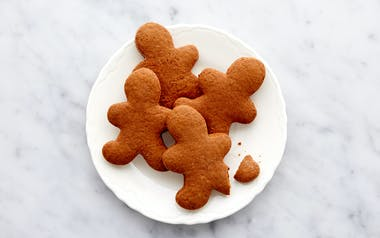 Small Gingerbread People