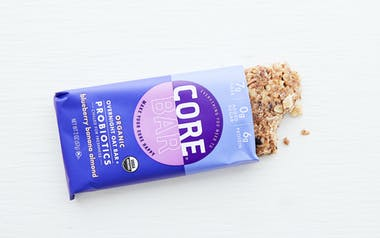 Organic Blueberry Banana Almond Probiotic Oat Bar
