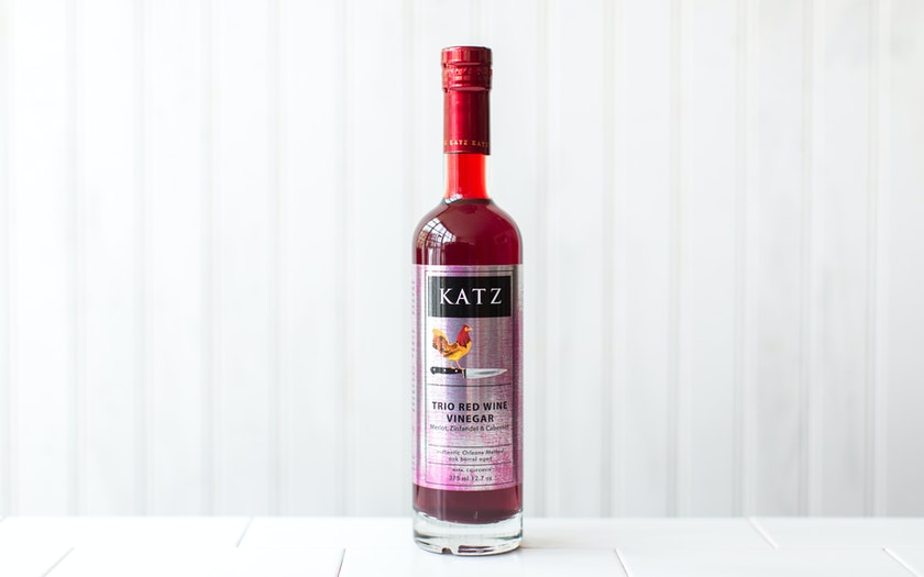 Katz Trio Red Wine Vinegar