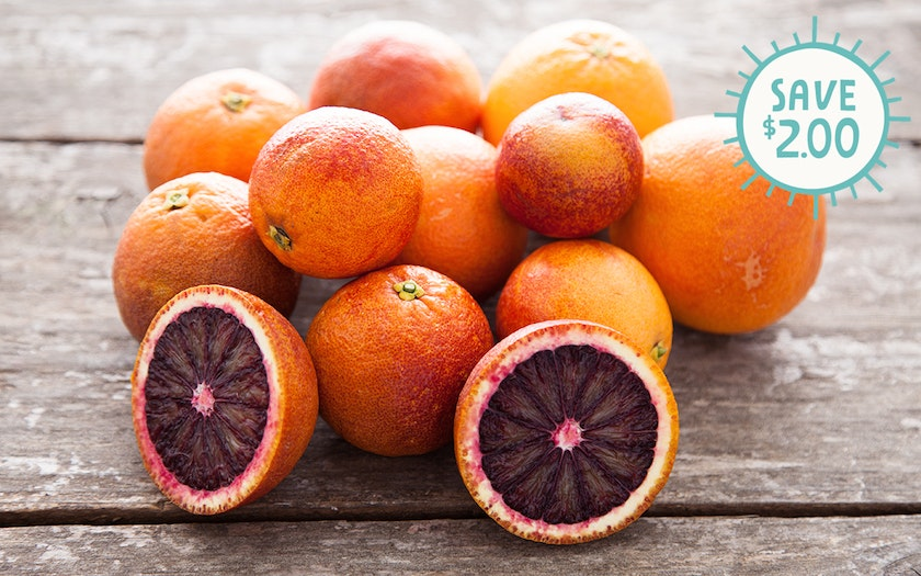 Bulk Organic Moro Blood Oranges