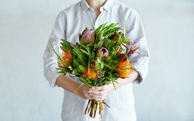 Seasonal Protea Bouquet