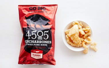 Classic Chili & Salt Chicharrones