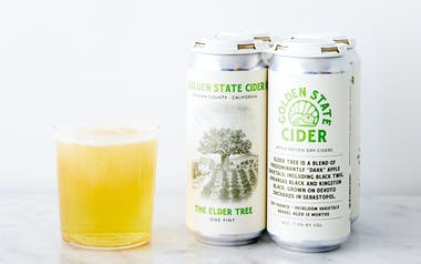 Harvest Series The Elder Tree Hard Cider