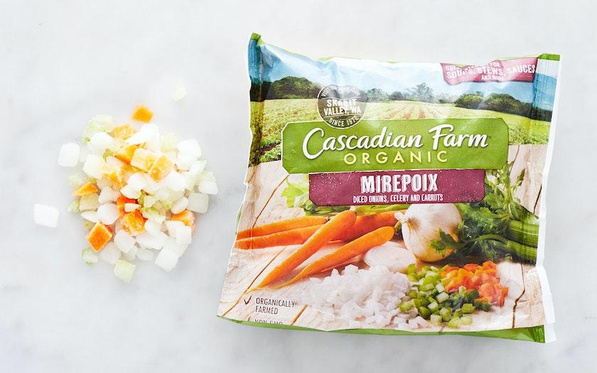 Frozen Organic Baby Food