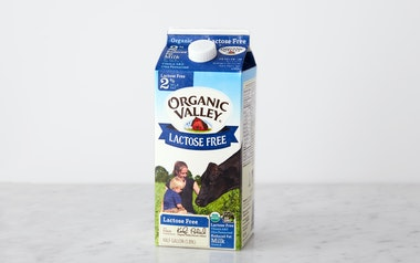 Lactose-Free Organic 2% Reduced Fat Milk