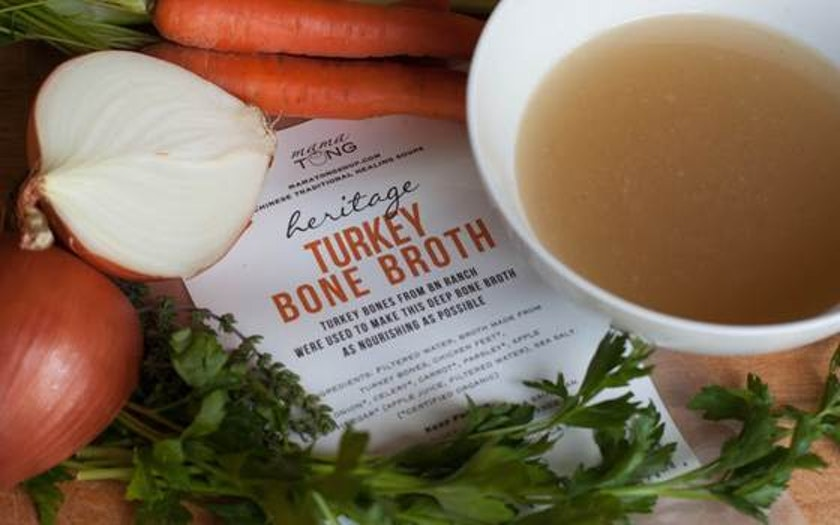 Heritage Turkey Bone Broth