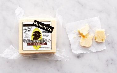 Cottonwood River Cheddar