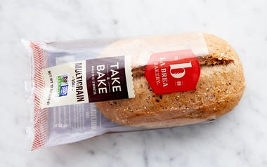Take & Bake Multigrain Loaf