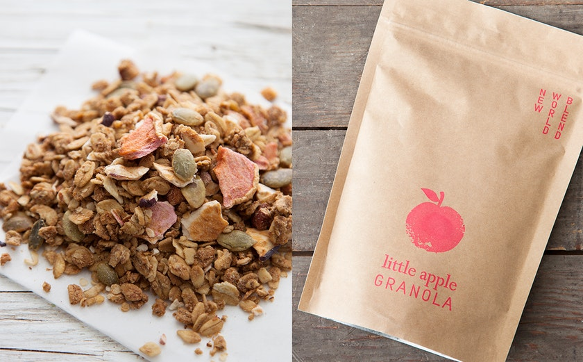 New World Blend Apple Granola