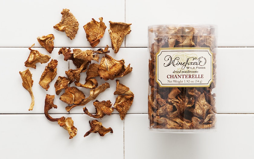 Dried Chanterelles