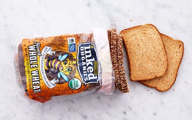 Organic Honey Whole Wheat Bread