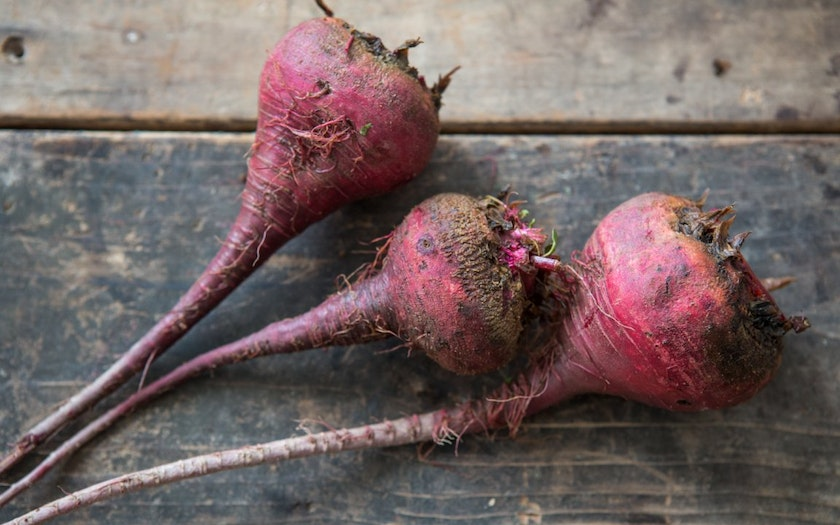 Loose Red Beets