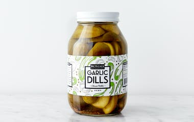 Classic Garlic Dill Pickles