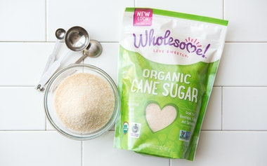 Fair Trade Organic Cane Sugar
