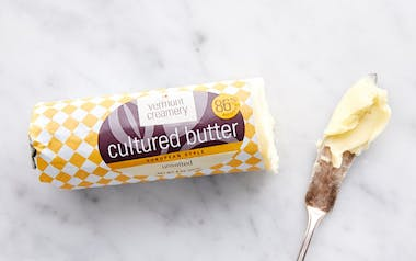 Unsalted Cultured Butter
