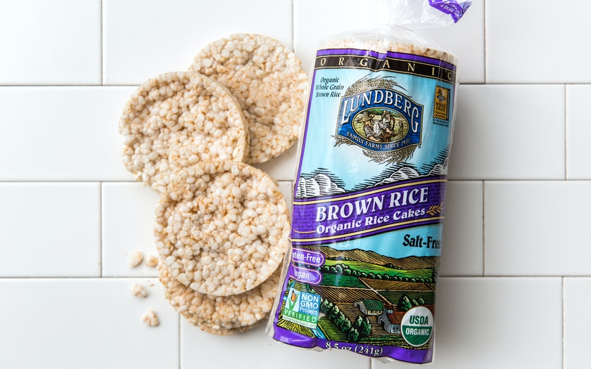 Organic Salt-Free Brown Rice Cakes