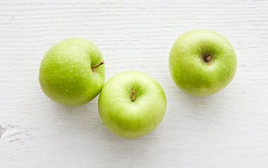 Organic Granny Smith Apple Trio