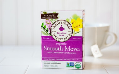 Organic Smooth Move Tea Bags