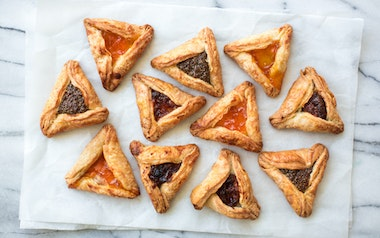 Dozen Assorted Hamantaschen