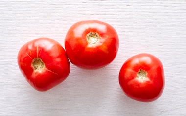 Organic Early Girl Saladette Tomatoes