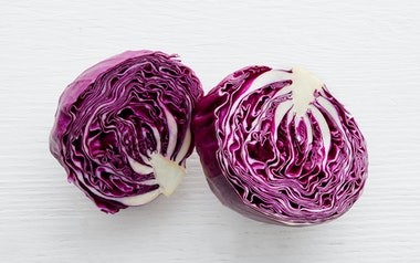 Organic Red Cabbage