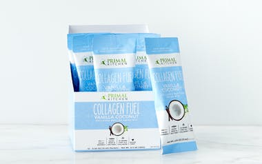 Vanilla Coconut Collagen Fuel, Single Serve