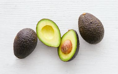 Organic Small Hass Avocado Trio