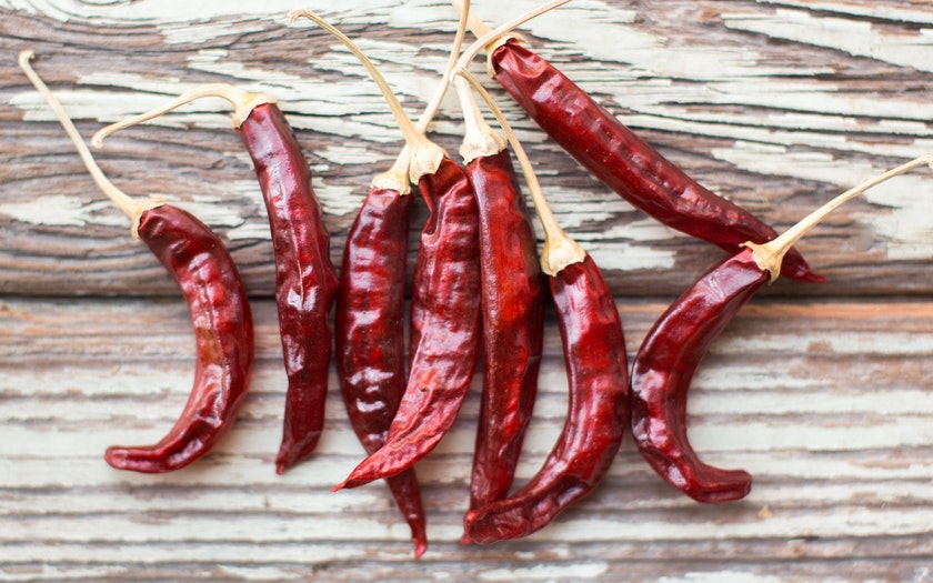 Dried Calabrian Peppers