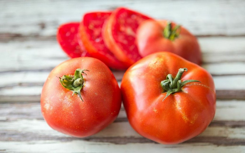 Organic Red Beefsteak Tomatoes