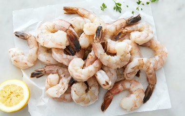 Frozen Wild Gulf Shrimp (Peeled)