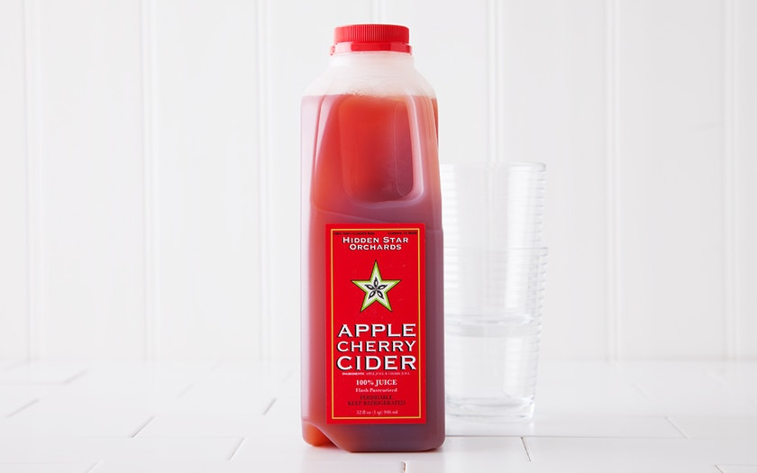 Cherry Apple Cider