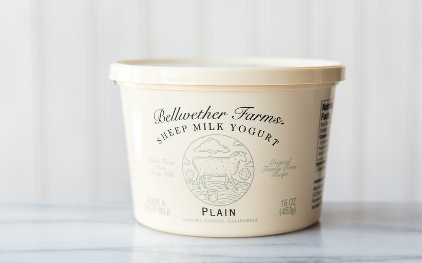 Plain Sheep's Milk Yogurt